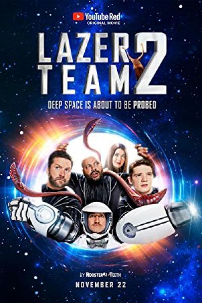 Lazer Team 2 (2018) [BluRay] [720p] [YIFI]