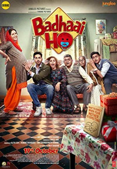 Badhaai Ho (2018) [BluRay] [720p] [YIFI]