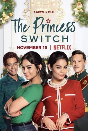 Замена принцессы / The Princess Switch (2018) WEB-DLRip