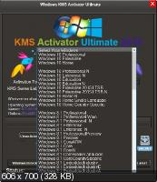 Windows KMS Activator Ultimate 2019 4.7