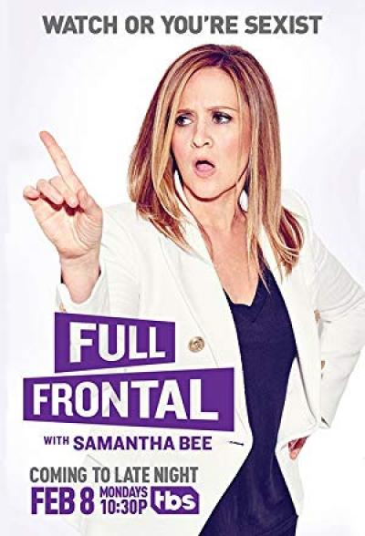 Full Frontal With Samantha Bee S03E33 720p HDTV x264 W4F