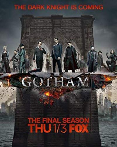 Gotham S05E05 Pena Dura 720p NF WEB DL DDP5 1 x264