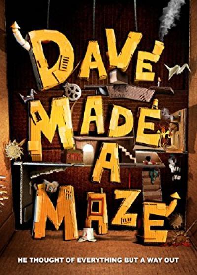 Dave Made a Maze 2017 720p BluRay x264 BONSAI