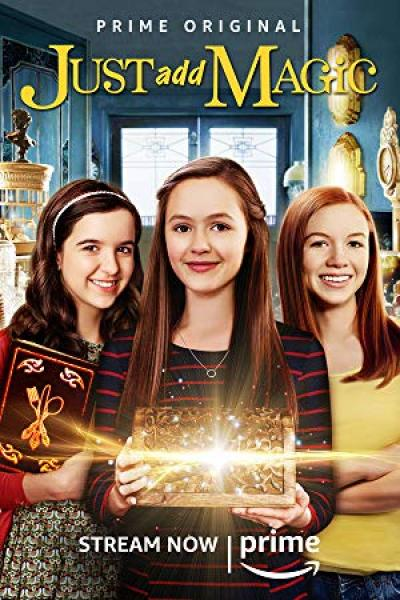 Just Add Magic S03E09 480p x264 mSD