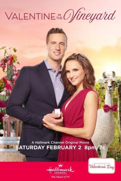 Valentine in the Vineyard 2019 Hallmark 720p HDTV X264 Solar