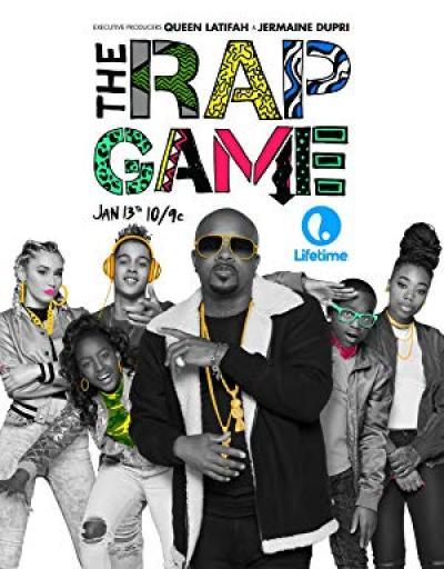 The Rap Game S05E05 Style Wars 720p HDTV x264 CRiMSON