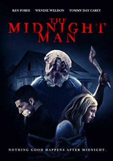 The Midnight Man (2017) [BluRay] [720p] [YIFY]