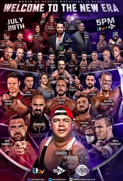 WOS Wrestling S01E03 720p HDTV x264 PLUTONiUM