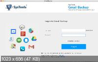 SysTools Gmail Backup 5.0.0.0