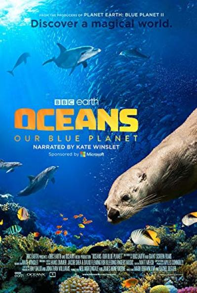 Oceans Our Blue Planet 2018 DOCU 1080p BluRay H264 AAC